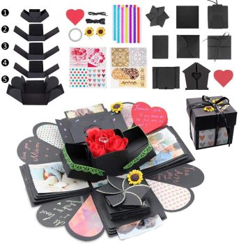 Kicpot explosion gift box