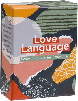 Love language card game