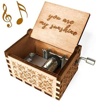 Ucuber music box