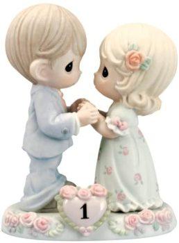 Bisque Porcelain Figurine