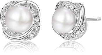 Pearl Earrings for Women
