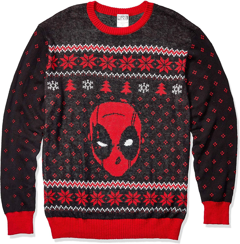 Marvel Ugly Christmas Sweater