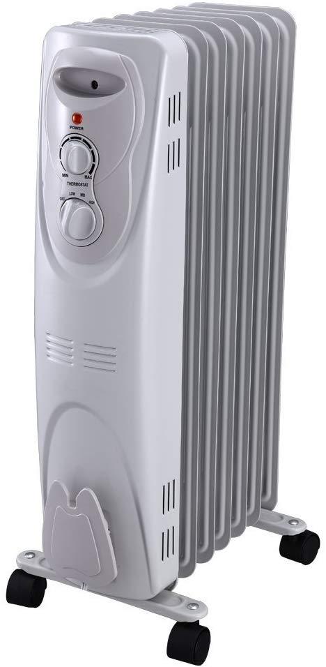 PELONIS HO-0201 3-Level Radiator Heater with Quiet Operation