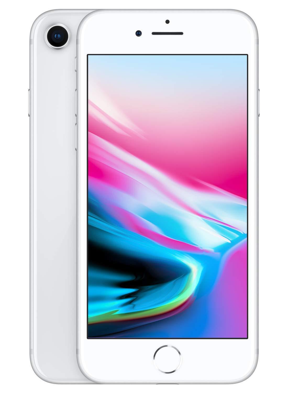 Simple Mobile Prepaid - Apple iPhone 8 (64GB) - Silver