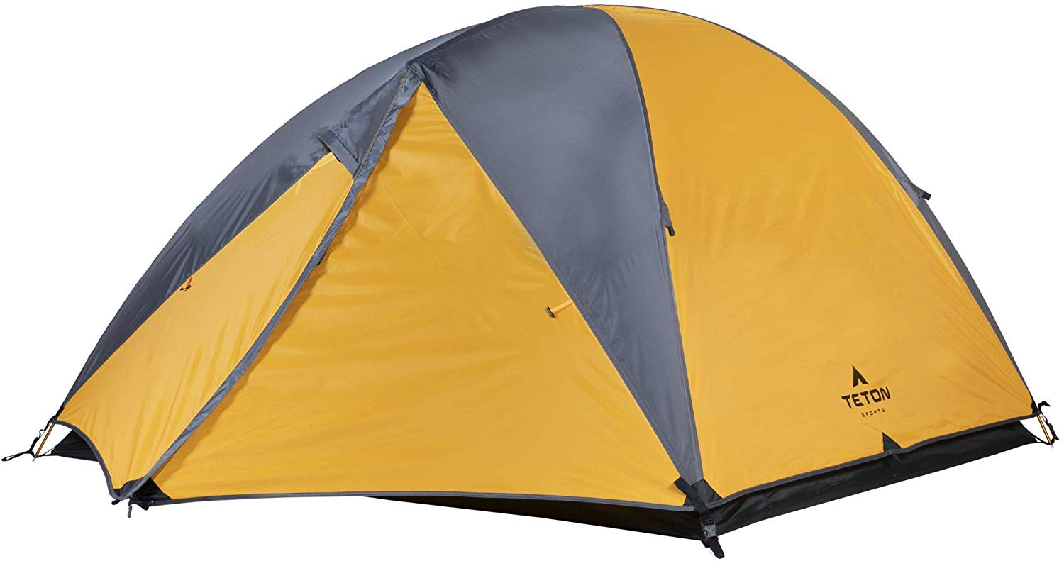 TETON Sports Mountain Ultra Tent; 1-4 Person Backpacking Tent for Camping