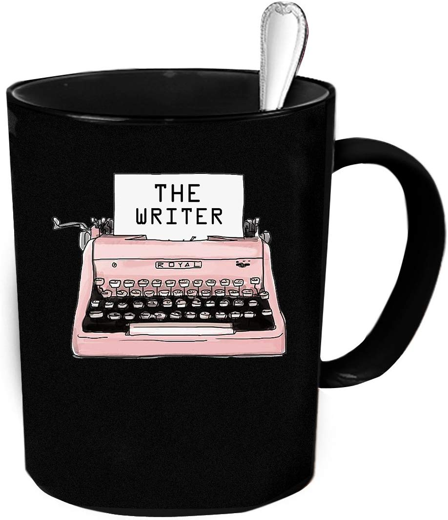 Writer Coffee Mug 11 oz. Author funny gift.