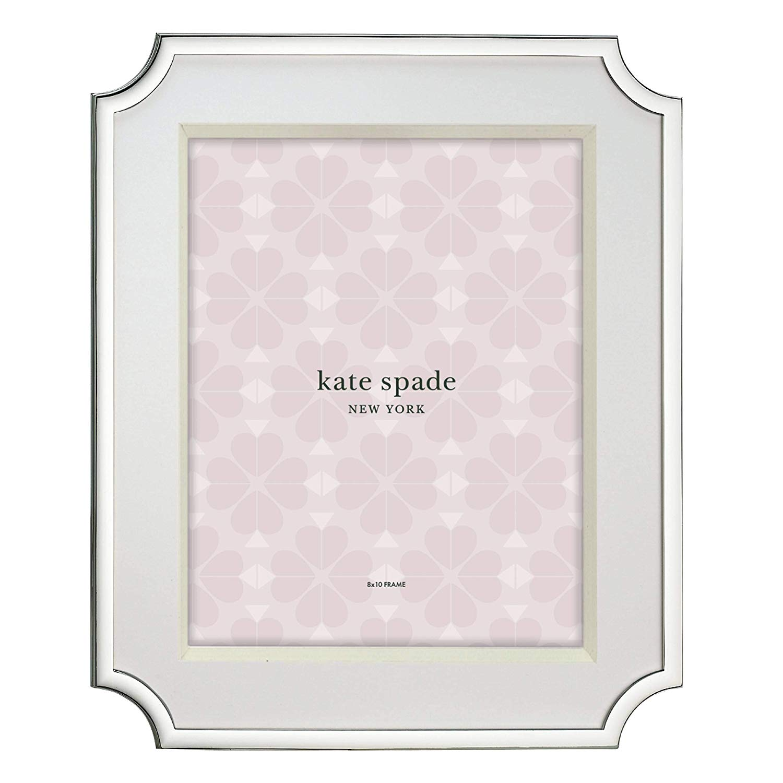 Kate Spade New York KS Sullivan Street Frame, Silver
