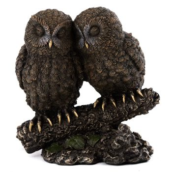 Owl Lovers Statue