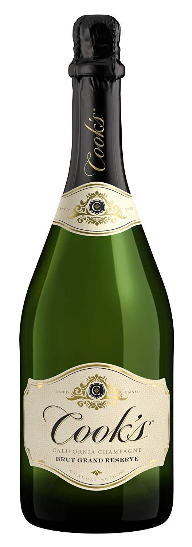 Cook's California Champagne Grande Reserve, 750 ml