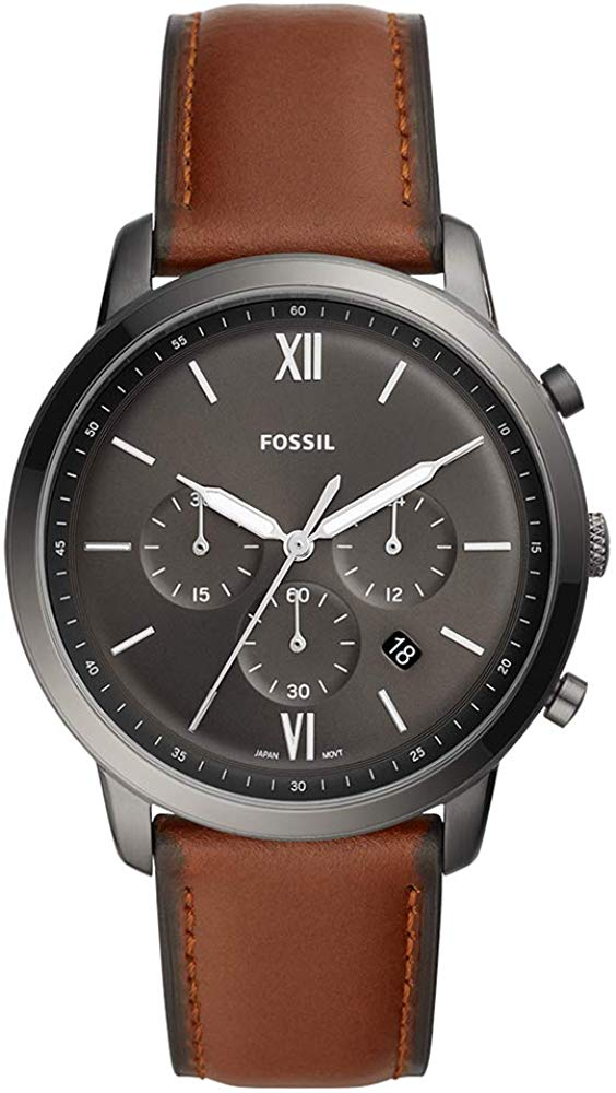 Fossil Neutra Chrono - FS5512 Brown One Size