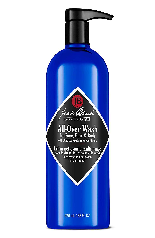JACK BLACK , All-Over Wash, 10 oz
