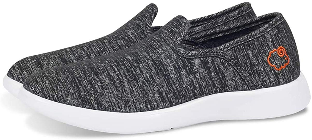 LeMouton Style Unisex Wool Shoes (with 2pcs of Insole) | Men Women Fashion Sneakers | Comfortable Lightweight Casual Slip on