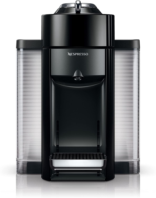 Nespresso by De'Longhi ENV135B Coffee and Espresso Machine by De'Longhi, Black