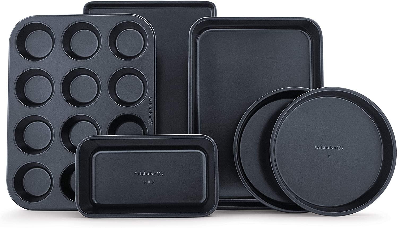 Calphalon Nonstick Bakeware Set, 6-Pieces, 6-pc