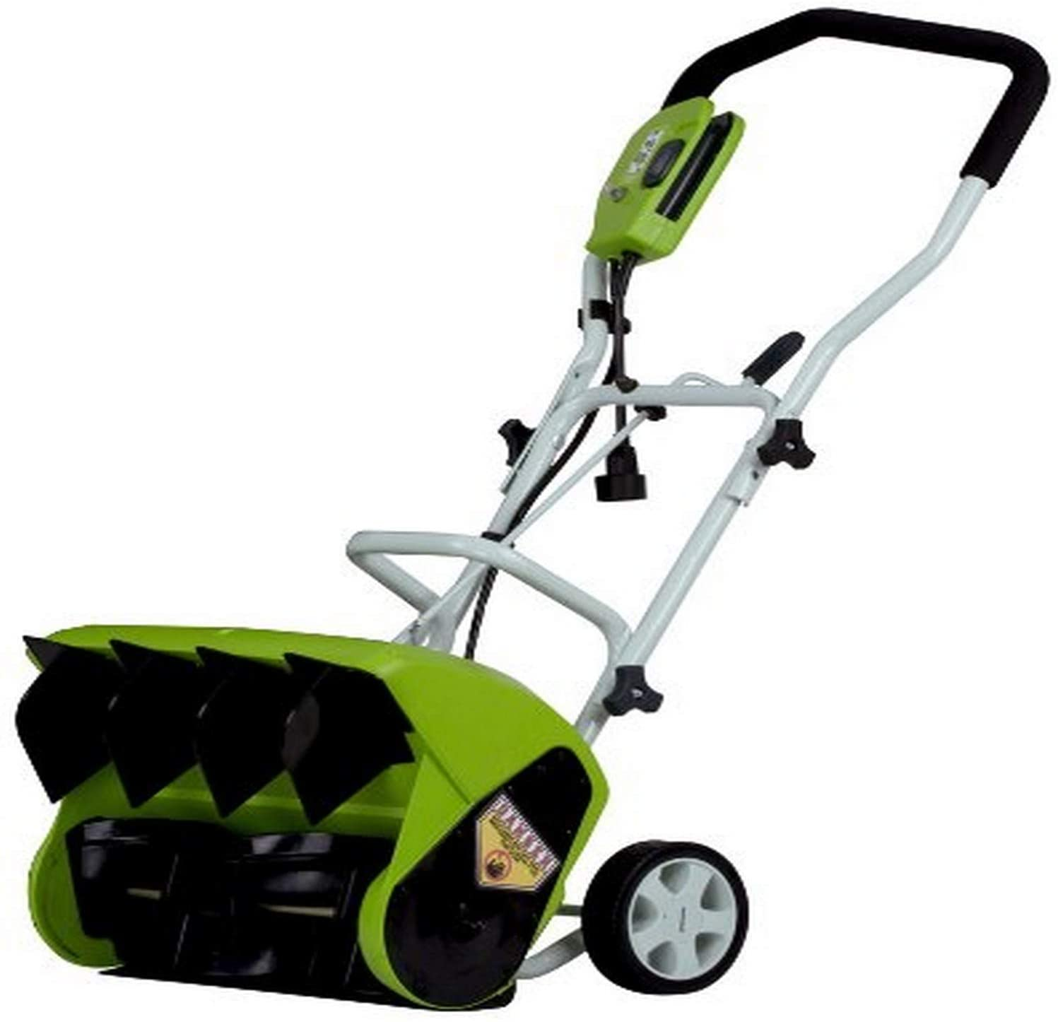 """Greenworks 26022 10 Amp 16"""" Corded Snow Thrower"""