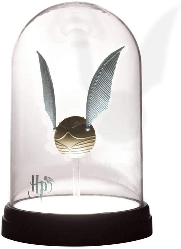 Harry Potter Golden Snitch Light - Table Lamp