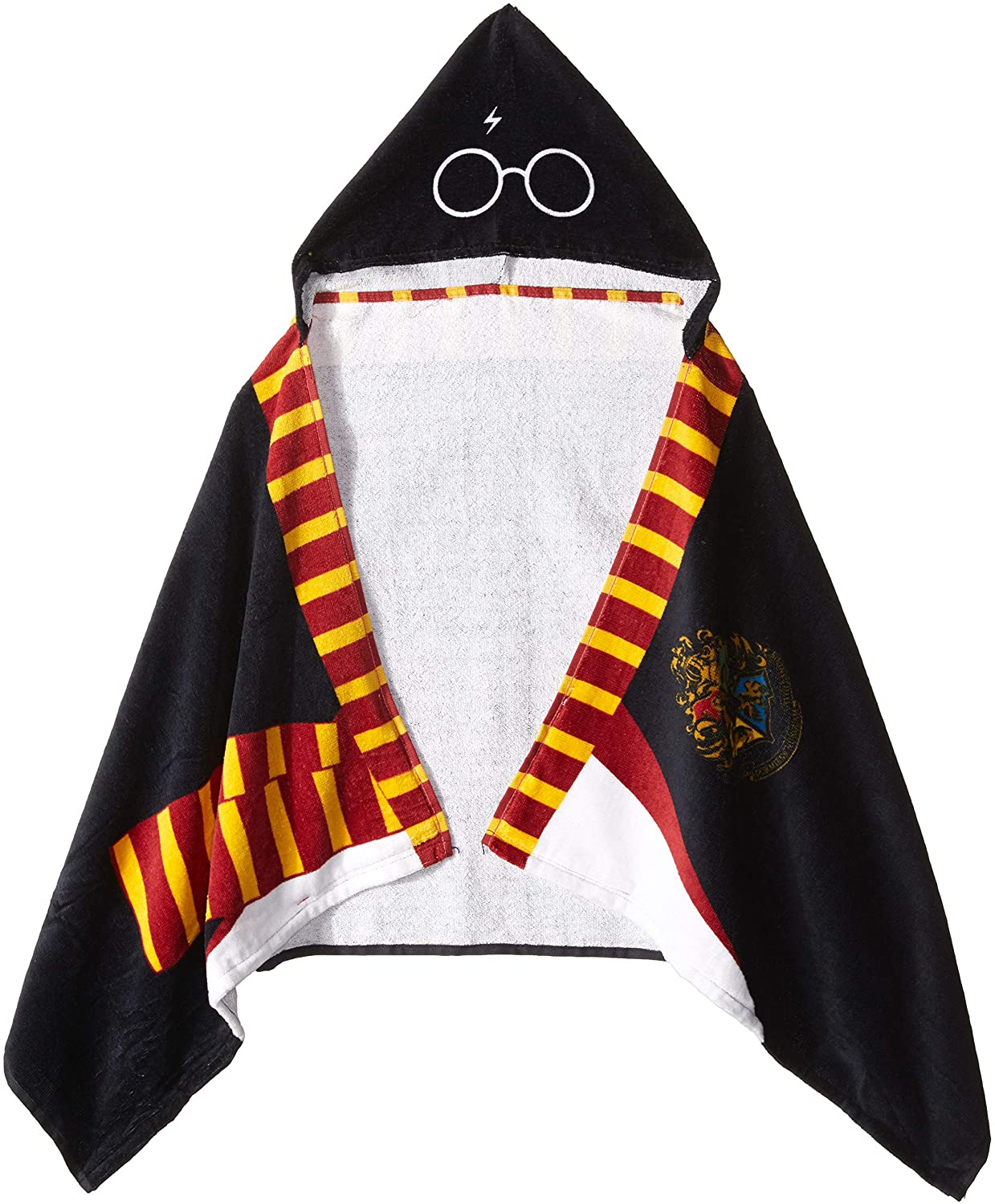 Jay Franco Warner Bros. Harry Potter Hooded Bath/Pool/Beach Towel