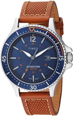 Timex Men's Expedition Ranger Solar-Powered Watch