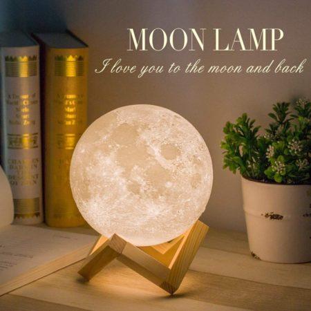3D Moonlight