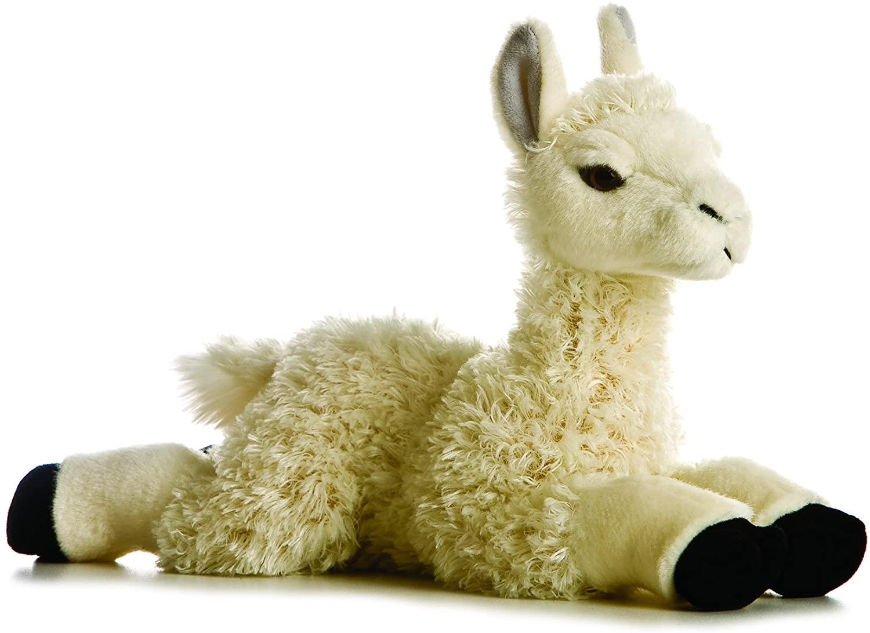 Aurora – Flopsie – 12″ Llama