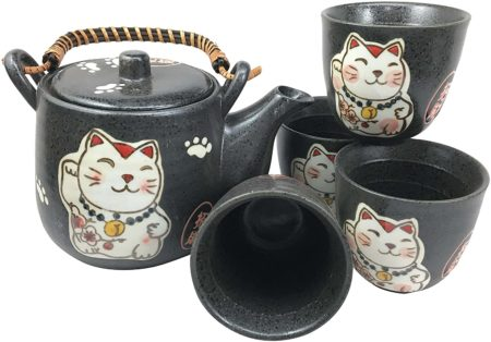 Black Ceramic Set
