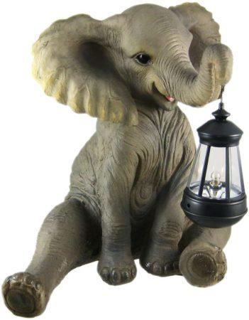 Cute Elephant Lantern