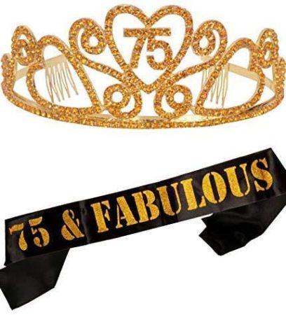 Decorative accessories headdress and belt