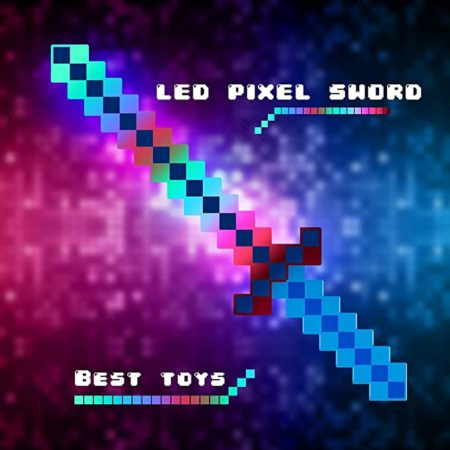 LED toy sword
