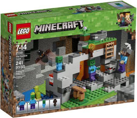 LEGO Minecraft Zombie Cave