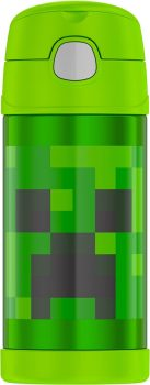 Minecraft water glass