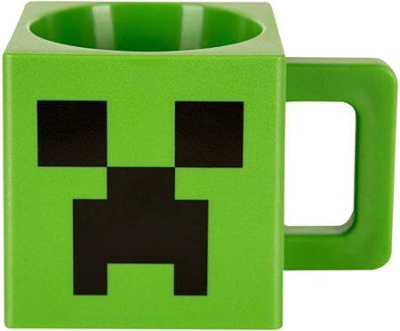 Square plastic cup