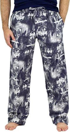 Wolf lounge pants