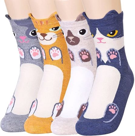 anime girl gifts cute socks