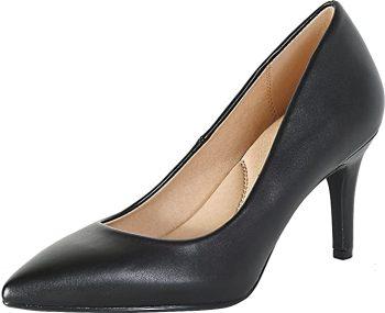 Medium-High Heel Pointy Toe