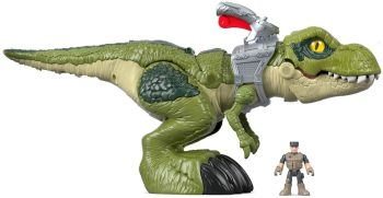 Imagine Jurassic World Mega Mouth