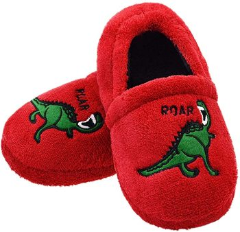 LULEX Dinosaur Slippers