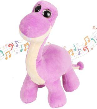 Animal Plush Music Toy