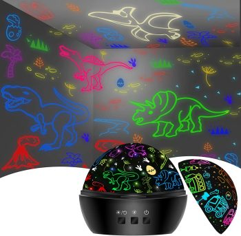 Dino LED Projection Toys