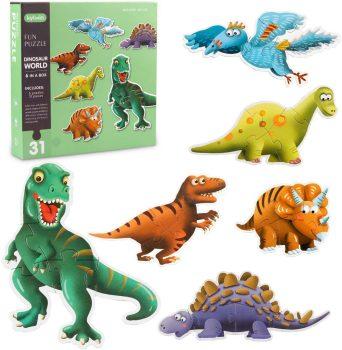Preschool Educational Puzzles