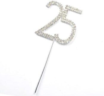 25th Birthday Cake Hat