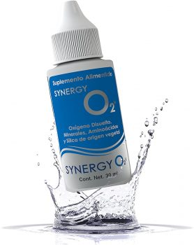 30-Day Liquid Oxygen Drops Dietary Supplement