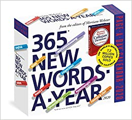 5. 365 New Words a Year