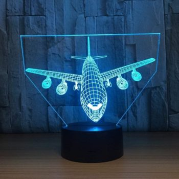 3D Night lamp
