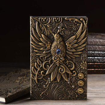 3D Notebook Journal