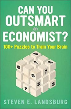 Puzzle Book - Can You Beat the Economist