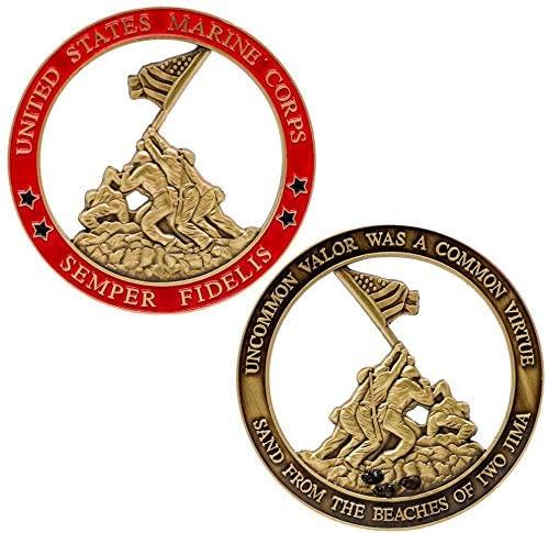 7. St. Florian Patron Saint of Firefighters Coin