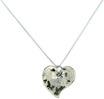 Bronze Heart Pendant