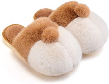 Corgi Slippers