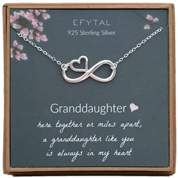 Necklace for granddaughter