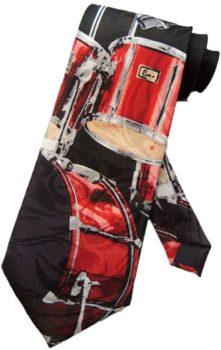 Drummer Band Necktie